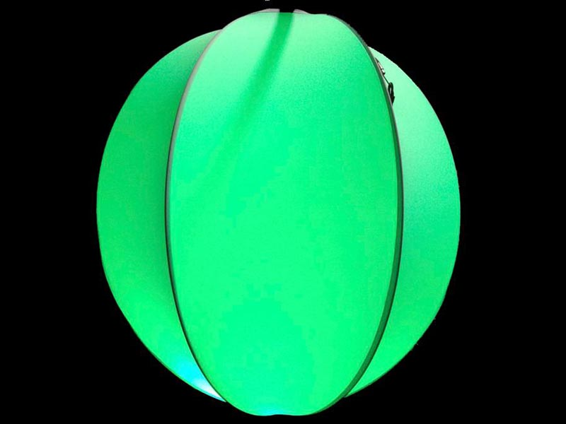Green Sphere Lantern