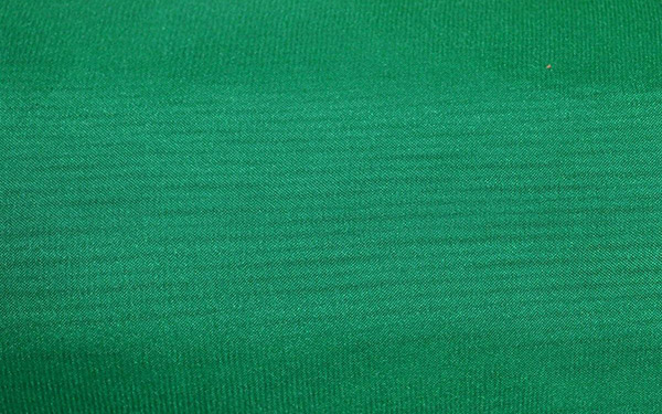 Sheer Fabric Christmas Green