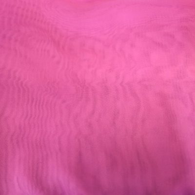 Sheer Fabric Fuchsia