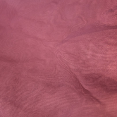 Sheer Fabric Maroon