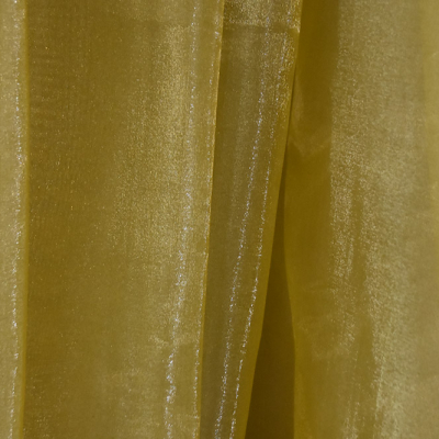 Specialty Fabric Organza Gold