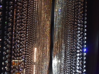 Two Bead Curtains