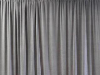 Velour Fabric Grey