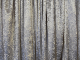 Velour Fabric Pearl
