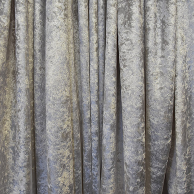 Velour Fabric Pearl