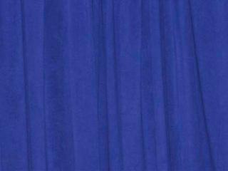 Velour Fabric Royal Blue