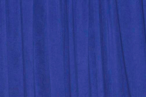 Velour Fabric Royal Blue